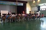 자활근로사업 참여자 2분기 소양교육 실시사진