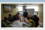 동그라미빨래방사업단 직무교육 실시사진