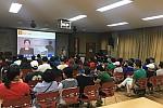 자활근로사업단 전체 참여자 법정의무교육 실시사진