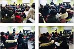장애인활동지원사업 1월 활동지원사 월례회의 실시사진