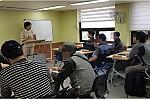 카드배송사업단 5월 직무교육 실시사진