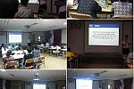 청소사업단 직능교육-친환경화장실위생관리교육사진