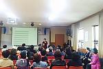 바우처사업 및 자활근로사업 참여자 직무교육 실시사진